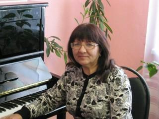 Контузорова О.В. класс фортепиано