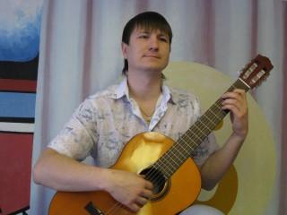 Кузьмин В.В. класс гитары